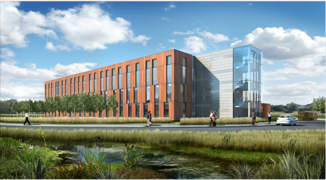 Active supports creation of new business incubation centre at Thames Valley Science Park