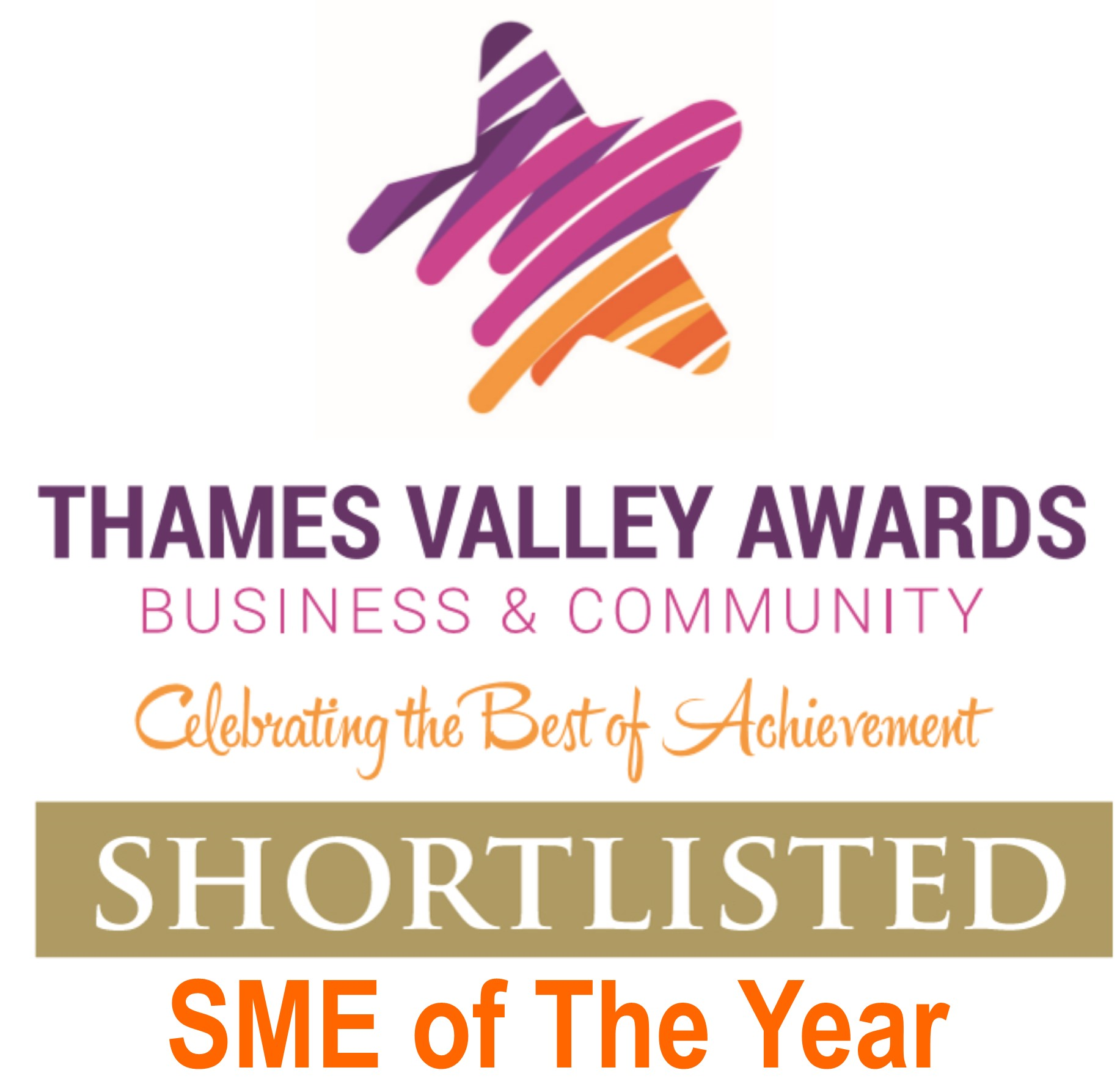 Active shortlisted for Thames Valley Business & Community Awards 2018