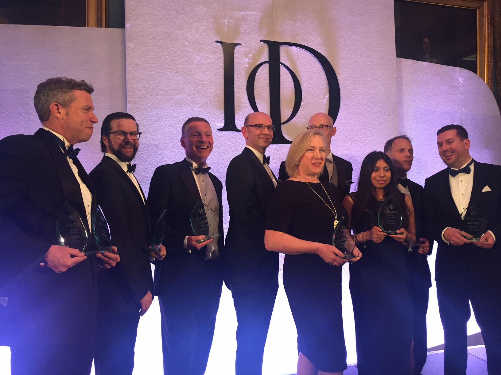 Active's Adrian Powell wins IOD London & South East Director of the Year!