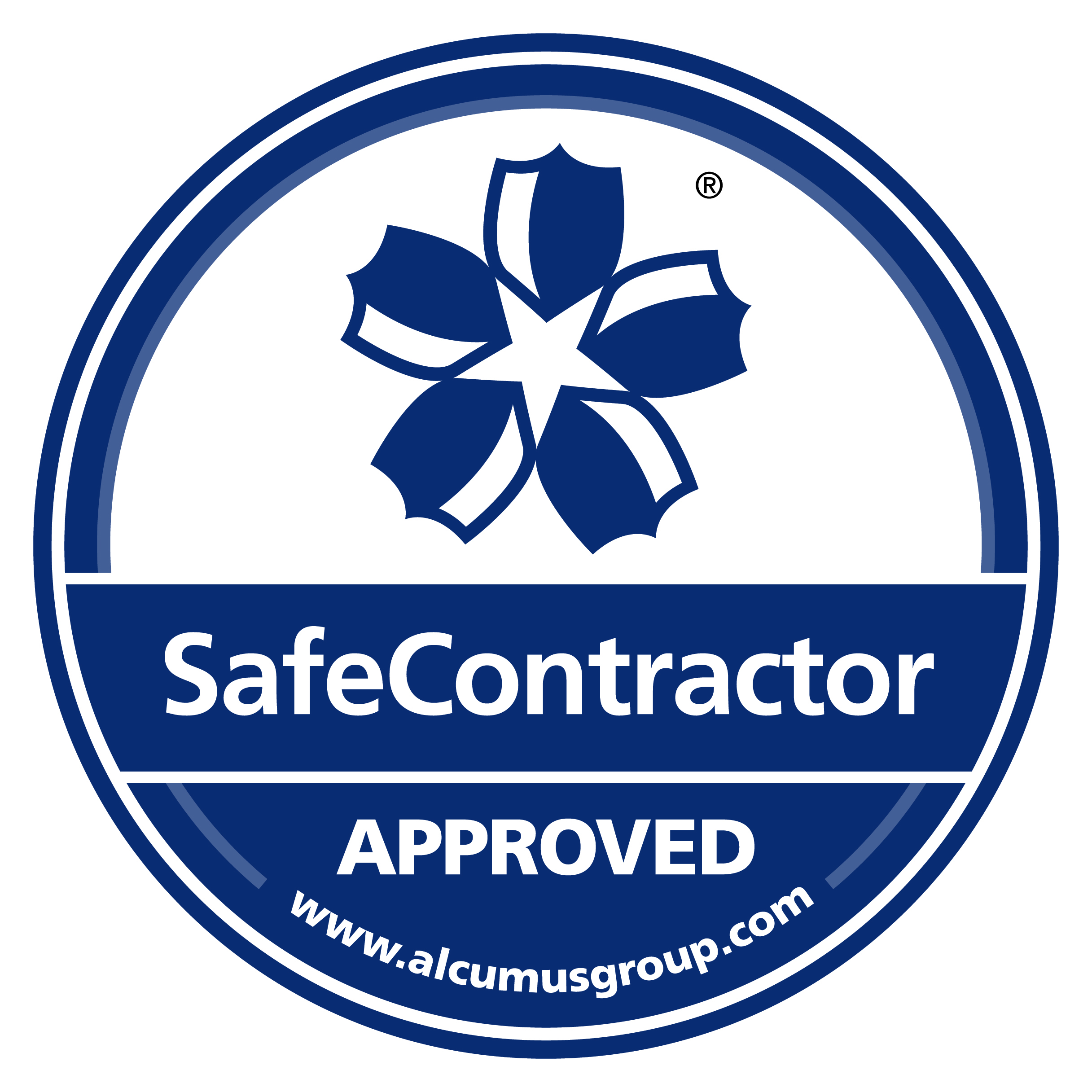 Active awarded SafeContractor status for the 9th year running.