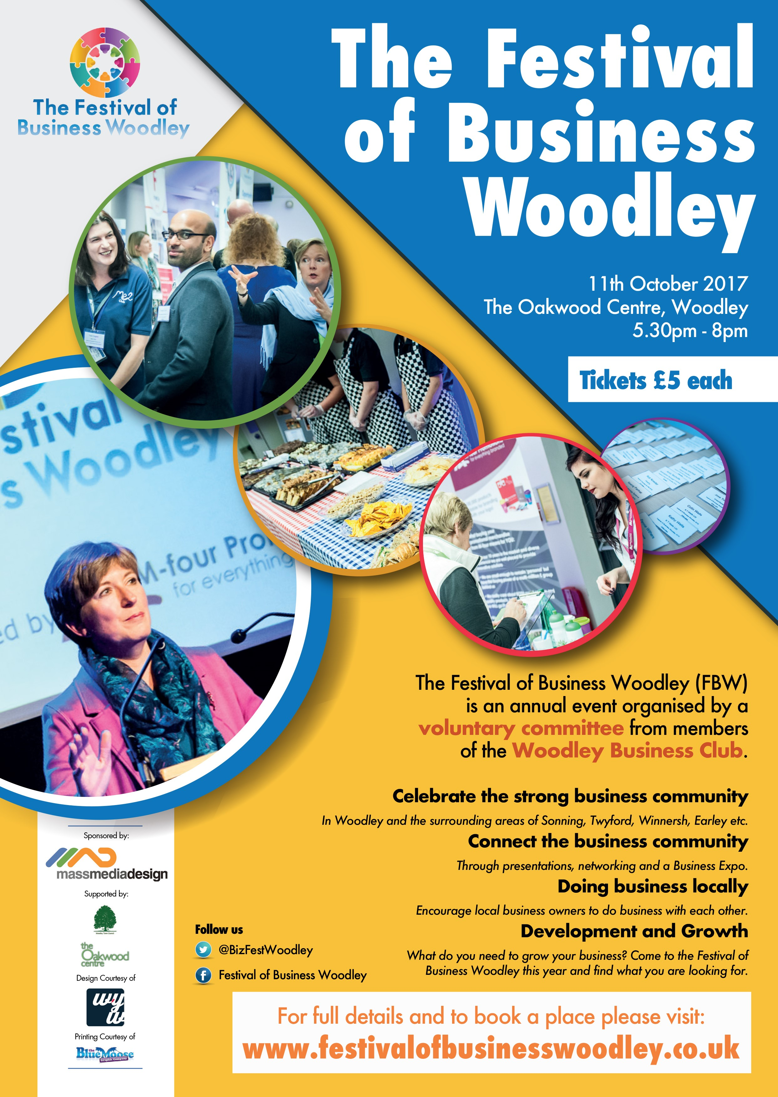 Festival Business Woodley