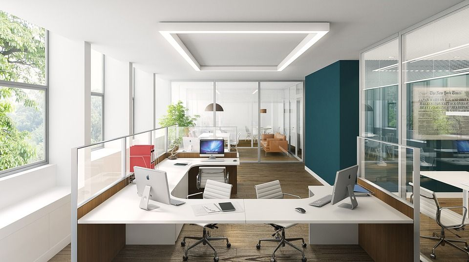Are Colours In Your Office Affecting Productivity?
