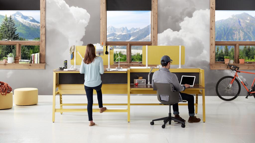 Cognitive Wellbeing in The Office – a trip to Herman Miller