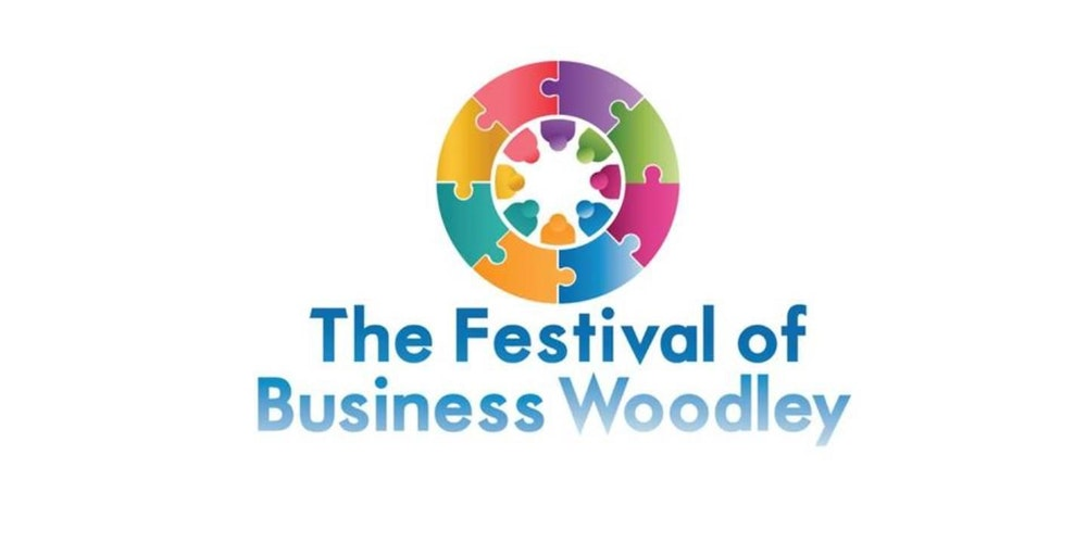 We're exhibiting at the Festival of Business Woodley 2017